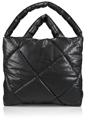 Kassl Editions Large Quilted Tote