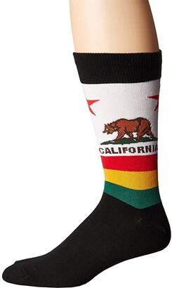 Socksmith California Flag