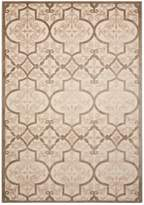 Aloha Indoor/Outdoor Area Rug - Cream