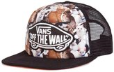 Vans Off the Wall Women's x ASPCA Beach Girl Trucker Hat Cap - Print