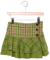 Catimini Girls' Wool Skirt