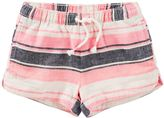Osh Kosh Toddler Girl Striped Pattern Shorts