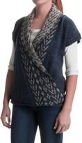 Royal Robbins Mystic Wrap Sweater Vest (For Women)