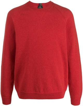 Paul Smith stitching detail jumper