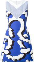 Kenzo 'Curvy Lines' dress