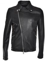 Versus Studded Leather Jacket