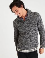 American Eagle Outfitters AE Shawl Neck Sweater