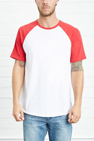 Forever 21 Classic Raglan Tee
