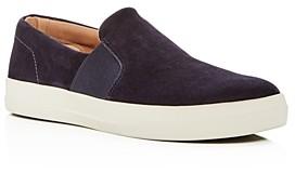 Vince Men's Caleb Suede Slip-On Sneakers - 100% Exclusive