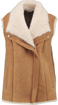 Joie Brinley shearling gilet