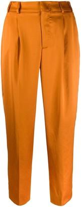Pt01 Daisy high-waisted trousers