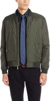 "Velvet by Graham & Spencer Men's Dougal ""Bomber"" Military Inspired Flight Jacket"