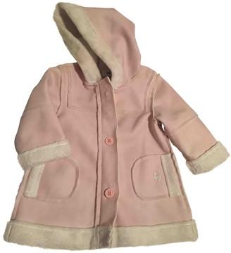 Christian Dior Pink Faux fur Jackets & Coats