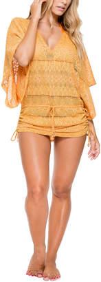 Luli Fama Cabana V-Neck Dress