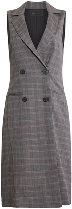 BCBGMAXAZRIA Tweed Vest