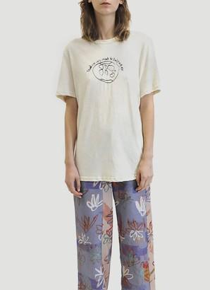 Collina Strada Helping World Print T-Shirt