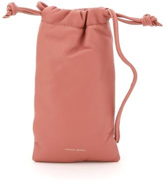 Mansur Gavriel Pillow Necklace Crossbody Bag