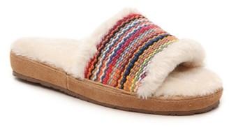 Minnetonka Petunia Slide Slipper