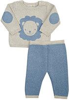 Barneys New York Lion Sweater & Pants Set