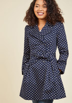 Capital Class Trench in Dots in XS