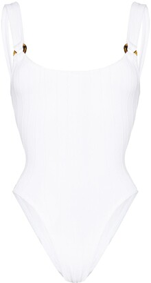 Hunza G Nile Domino swimsuit