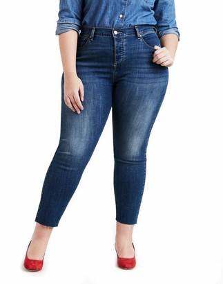 Levi's Women's Plus Size Wedgie Skinny Jeans