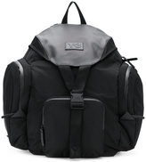 Y-3 round backpack