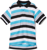 Beverly Hills Polo Club Aquarius Stripe Jersey Polo - Toddler
