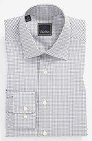 David Donahue Regular Fit Dress Shirt
