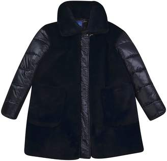 Fay Concealed Front Padded Coat
