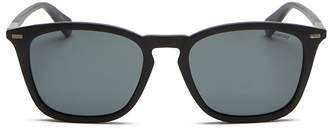 Polaroid Men's Polarized Square Sunglasses, 52mm