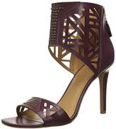 Nine West Women's Karabee Leather Heeled Sandal