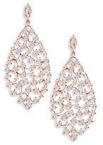 Adriana Orsini Caspian Crystal Drop Earrings
