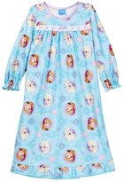 "Disney Frozen Big Girls' ""Sister Bubbles' Nightgown"