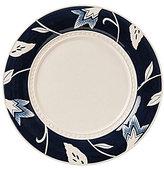 Fitz & Floyd Bristol Indigo Floral Dinner Plate