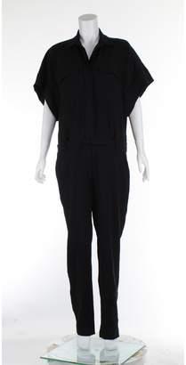 IRO Black Polyester Jumpsuits