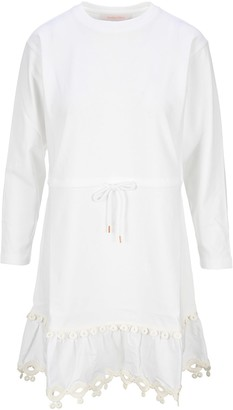 See by Chloe Casual T-shirt Allure Mini Dress