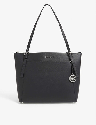 MICHAEL Michael Kors Voyager large leather tote bag