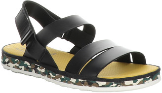 Fly London Boro Leather Sandal