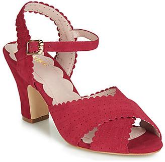 Miss L Fire Miss L'Fire BEATRIZ women's Sandals in Red