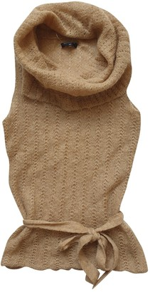Bruuns Bazaar Camel Wool Knitwear for Women