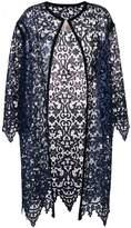 Antonio Marras lace embroidered cardi-coat