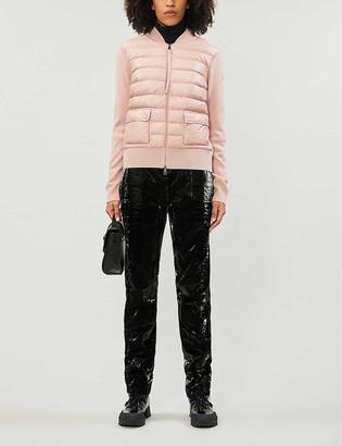 Moncler Padded shell jacket