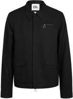 Chapter Glor Black Twill Jacket