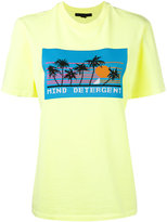 Alexander Wang 'Mind Detergent' short sleeve T-shirt