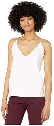 Bishop + Young Marisa Cami (White) Women's Clothing