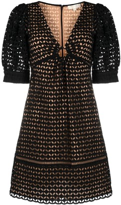 MICHAEL Michael Kors Anglaise Broderie Dress