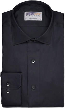 Lorenzo Uomo Men's Regular Fit Dress Shirt