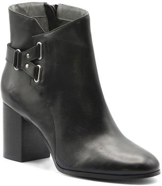 Adrienne Vittadini Bonsai Block Heel Bootie