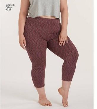 Simplicity Size XL-5XL Skirts & Pants Pattern, 1 Each